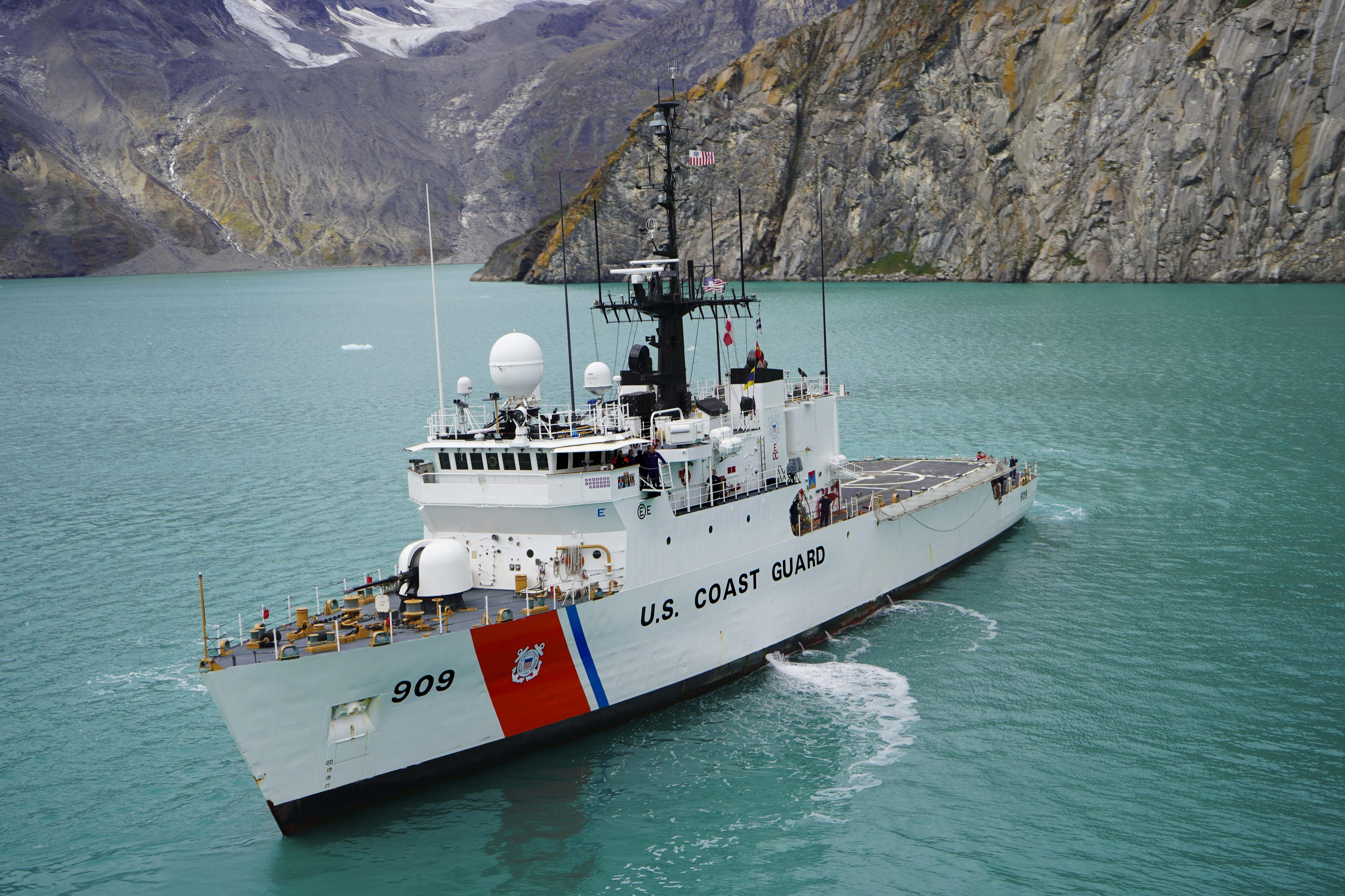 Photo USCGC Campbell