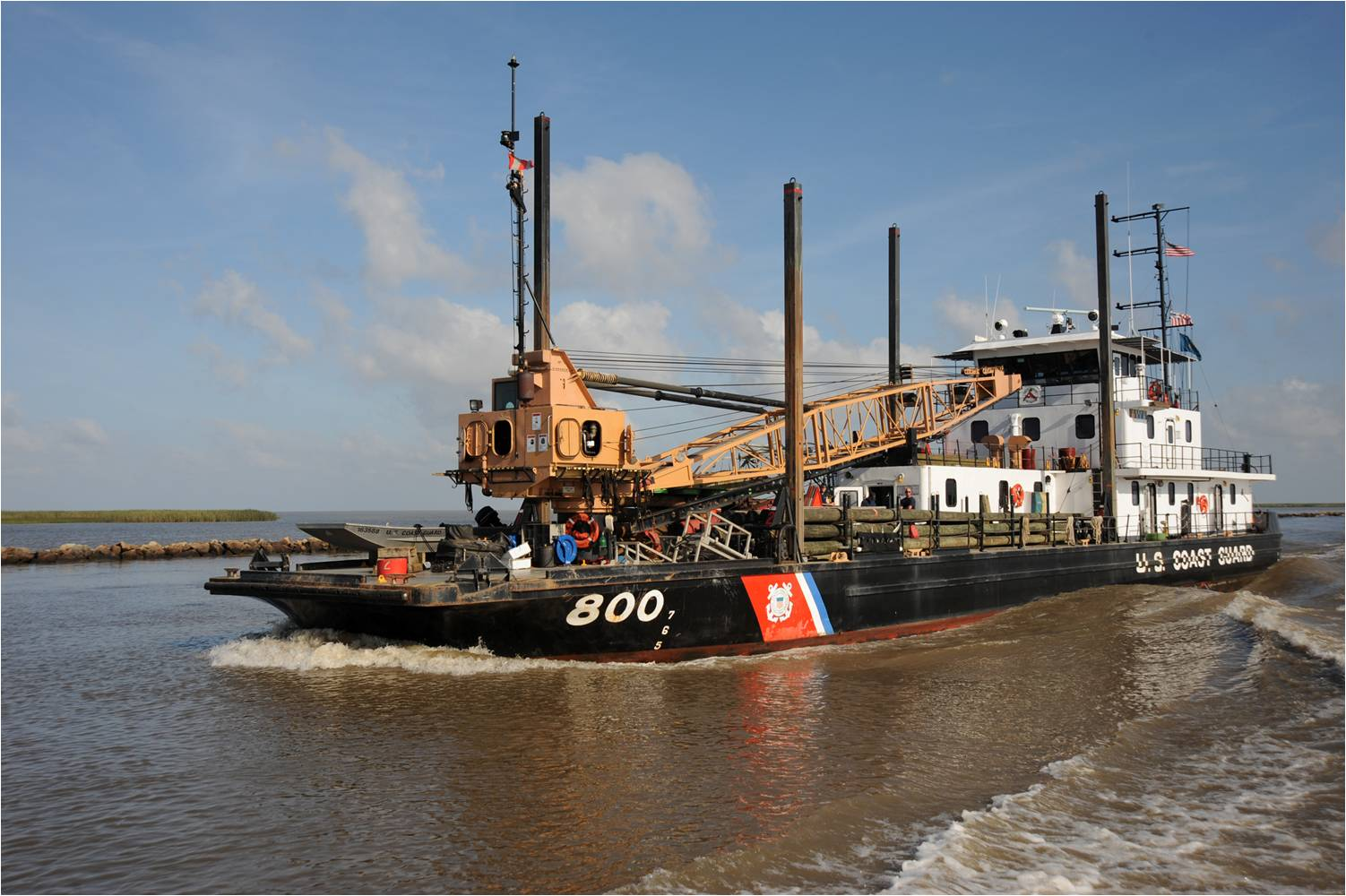 8th coast guard district headquartered in new orleans
