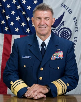 Bio Photo VICE ADMIRAL KARL L. SCHULTZ