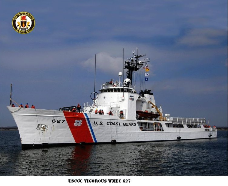 USCGC VIGOROUS Photo